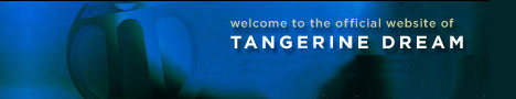 the official Tangerine Dream site